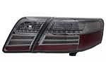 "Задняя светодиодная оптика ""Smoke USA"" Toyota Camry 2007- (BGT-PRO, TC-TAILLIGHT-SME)"