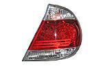 Задняя светодиодная оптика «Сrystal» Toyota Camry V30 2002-07 (DLAA, KS-TY786-BURE2)