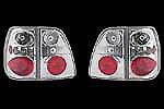 Задняя оптика «Crystal» Toyota LC100 1998-2004 (DLAA, CTL-T780B)