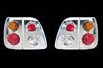 Задняя светодиодная оптика «Crystal LED» Toyota LC100 1998-2004 (DLAA, CTL-T780C)