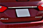Накладка над номером для Ford Focus III (Omsa Prime, 2608054)