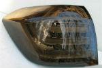 Задняя светодиодная оптика (задние фонари) для Toyota Highlander 2012-2014 (JUNYAN, BW018S)