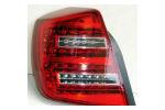 Задняя светодиодная оптика (задние фонари) для Chevrolet Lacetti SD 2004+ (JUNYAN, chelaceti)