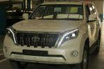 Передняя оптика (с ДХО) для Toyota Land Criser Prado 150 2013+ (JUNYAN, TTY009-V1T)