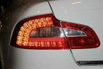 Задняя светодиодная оптика (задние фонари) для Skoda Superb 2010+ (JUNYAN, VA-LT-Superb)
