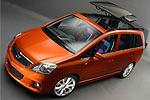 Тюнинг Opel Zafira 2005-