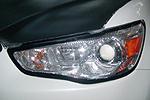 Защита фар Mitsubishi ASX 2010- (EGR, 226230)