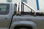"Защита кузова ""ROLL BAR"" Volkswagen Amarok 2011 (Can-Otomotiv, VWAM.67.5045)"