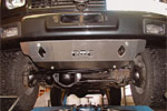 Защита моторного отсека Mercedes G-class (ORC)