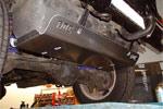 Защита бензобака Mercedes G-class (ORC)