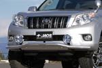 Защита переднего бампера Toyota Prado FJ150 10- (Jaos, B151065)