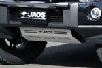 Защита поддона Mitsubishi Pajero 2007- (Jaos, B250327)