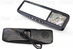 """Зеркало заднего вида с GPS-навигацией с TFT-монитором 3.5"""" (заменяемое) (BGT-PRO, BGT-035NB)"""