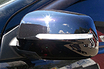 Зеркала с повторителями «EVO-Style» для Mitsubishi Lanсer X  (BGT-PRO, ZERPT-MITSLANCX-STEVO)
