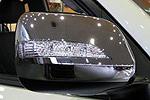 Зеркала с повторителями (хромированные) для Toyota LC 200 (BGT-PRO, ZERPT-TOYLC200HR)