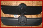 Накладка на решетку радиатора (для зимы) Mercedes Vito 2003- (Omsa, MVFGOMS0103)